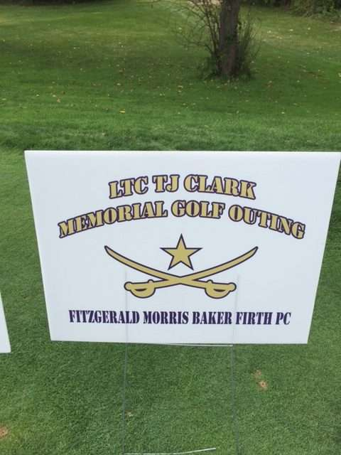 Clark Outing sponsorship